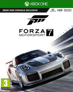 Forzo Motorsport 7 Xbox One @ Game-outlet