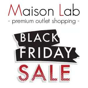 Cyber Monday deal: van 18 tot 23.59 uur: 40% extra korting @ Maison Lab