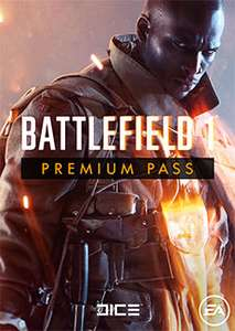 Battlefield 1 premium pass voor €14,99 (PC) @ Origin