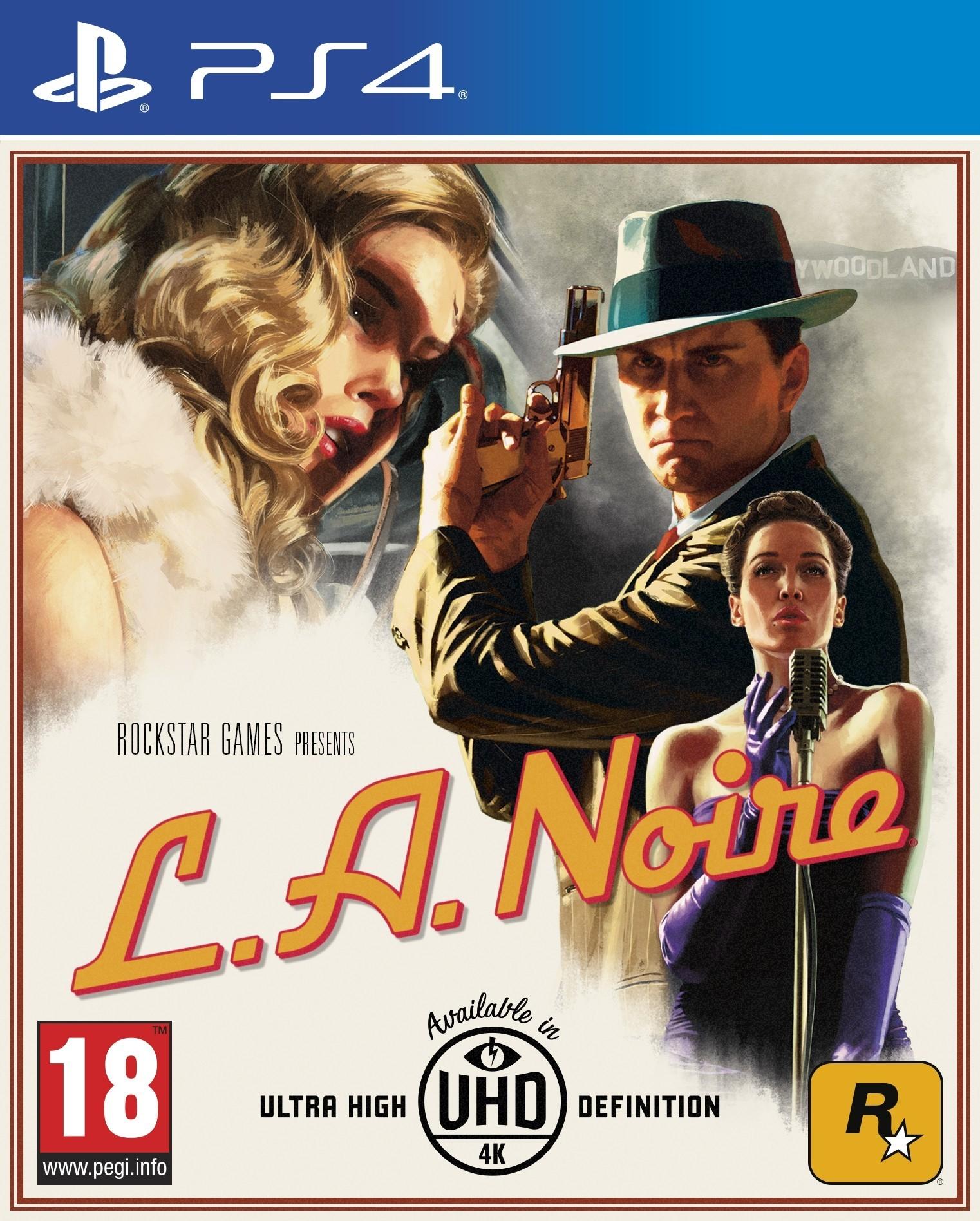 L.A. Noire (PS4/XBOX) @ YGZ