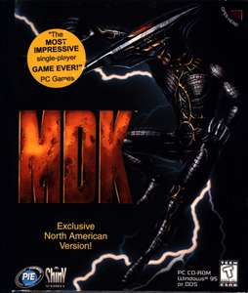 MDK (PC) gratis @ GOG.com
