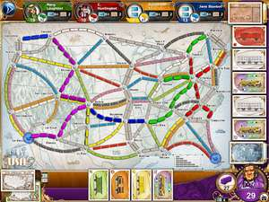 Ticket To Ride van €6,99 voor €1,99