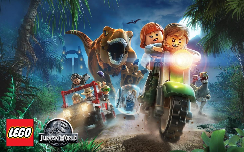 LEGO Jurassic World van €4,99 voor €0,99