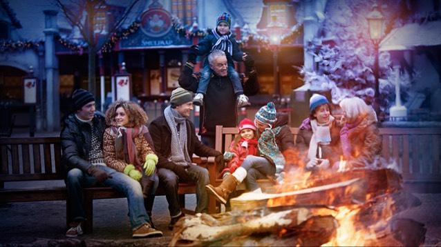 Tickets Winter Efteling, Slechts €21 @ Groupon.de