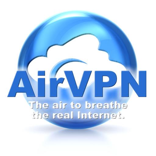 AirVPN -  (2.93 €/m)