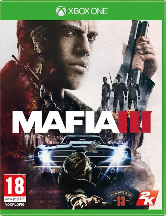 Mafia 3 PS4/XB1 voor € 7.99 @ Bol.com
