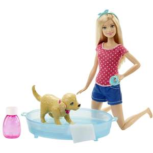 Barbie Spetter Spatter pup speelset €11,88 @ Intertoys