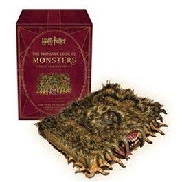 [VANAF VRIJDAG] Harry Potter: the monster of monsters book @bruna