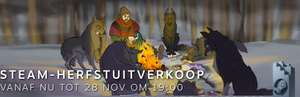 Herfst uitverkoop met o.a. The Orange Box voor €1,89 @ Steam