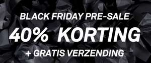Black Friday sale: 40% korting + gratis verzending @ Happy Socks