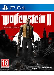 Wolfenstein 2 €30,50 incl @ Base.com