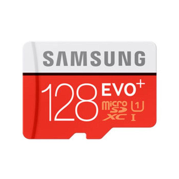 Samsung Evo 128+ GB Micro SD Class 10 bij Mobiel.nl voor 24,95