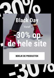 Black friday @ sarenza -30%