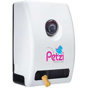 [Black Friday] Petzi Treat Cam - WiFi Pet Camera & Treat Dispenser voor €49,75 @ 50five