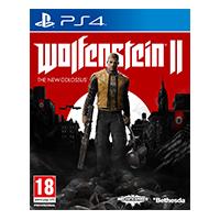 Wolfenstein 2 + Steelbook voor €25 incl @GAME (Black Friday)