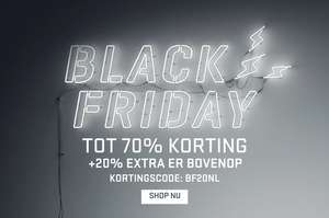 My Protein Black Friday VIP access - tot 70% korting + 20% extra!