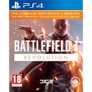 Battlefield 1 Revolution (PS4/Xbox One) voor €21,99 @ Zavvi