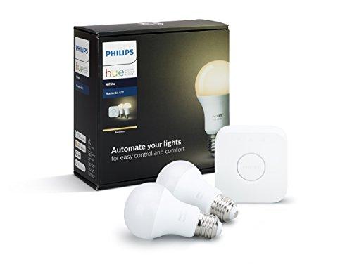 Philips Hue E27 Starter Kit, Dagdeal @ Amazon.de