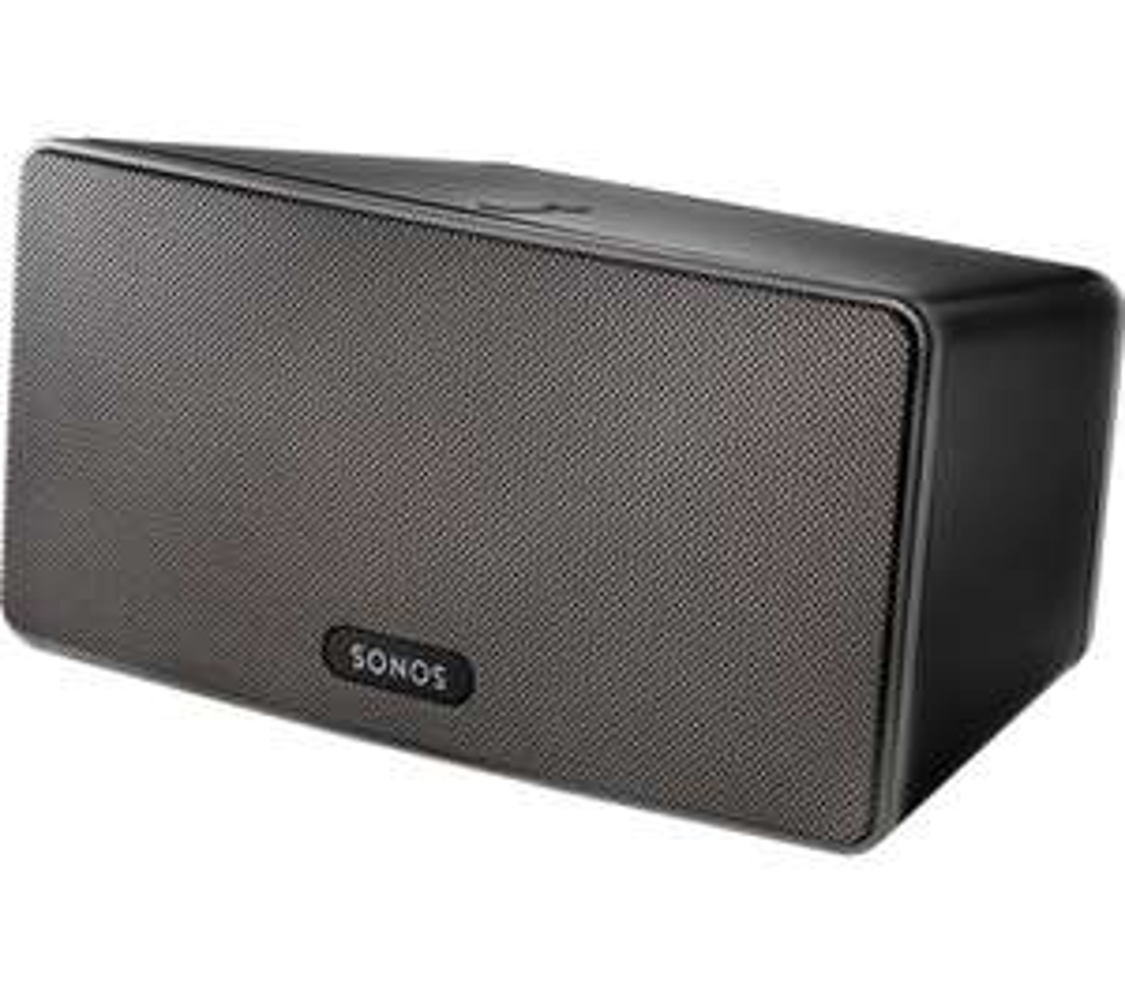Sonos play 3  vandaag 249,00 euro bij bol.com