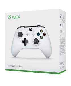 Xbox One wireless controller S (wit) @ Gamemania