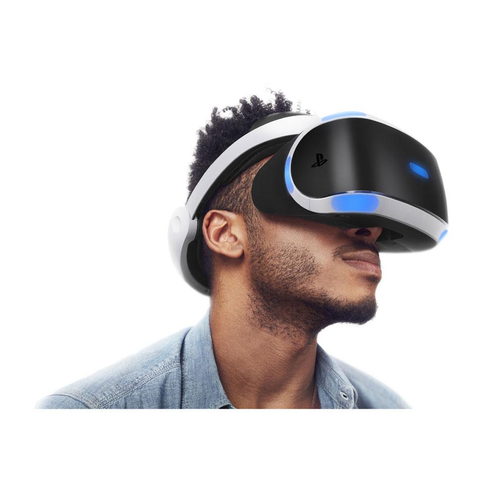 Sony PlayStation VR zonder camera en games voor €159,- @ Intertoys