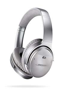 Bose Quietcomfort 35 II QC35 Zilver & Zwart @ Amazon.it