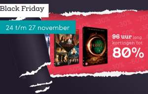 Black Friday Boxset deals @ECI
