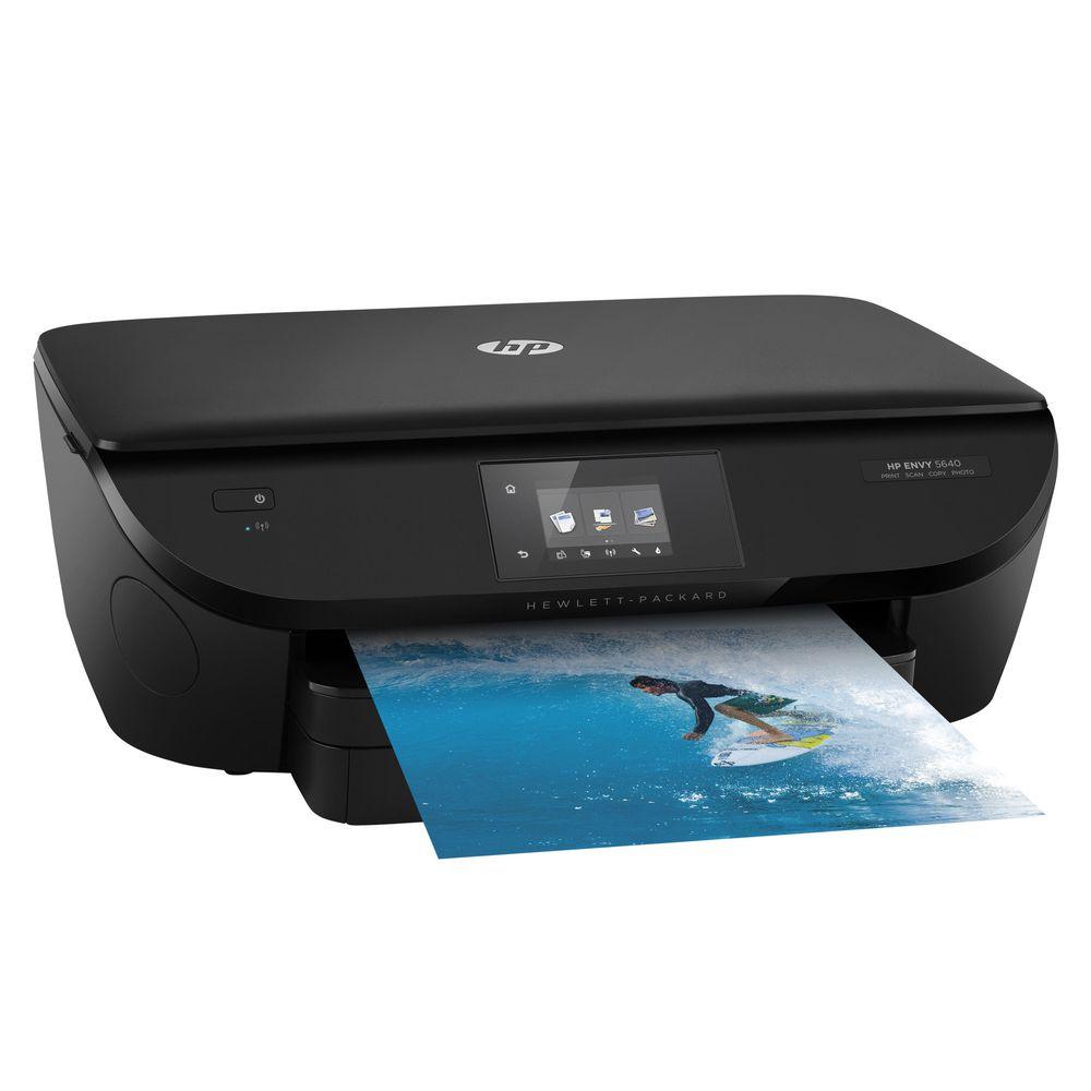 HP Envy 5640 met 1 maand HP Instant Ink (met Cashback HP+ kortingscode Staples)