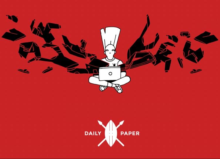 Daily Paper tot 50% korting op geselecteerde items