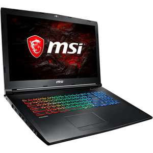 [Black Friday] MSI GP72MVR 7RFX-498NL (Leopard Pro) laptop voor €1299 @ BCC