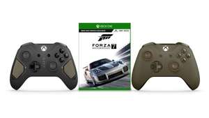 Forza Motorsport 7 + Special Edition Xbox One Controller voor €62 @ Microsoft Polen