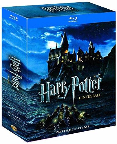 Harry Potter film 1-8 collectie op Blu-ray voor €19,62 incl. verzenden