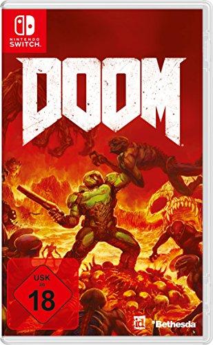 Doom voor de Nintendo Switch voor € 42,29 ipv € 52,99