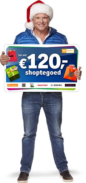 Gratis shoppen + kans op € 2 miljoen! @vriendenloterij.nl