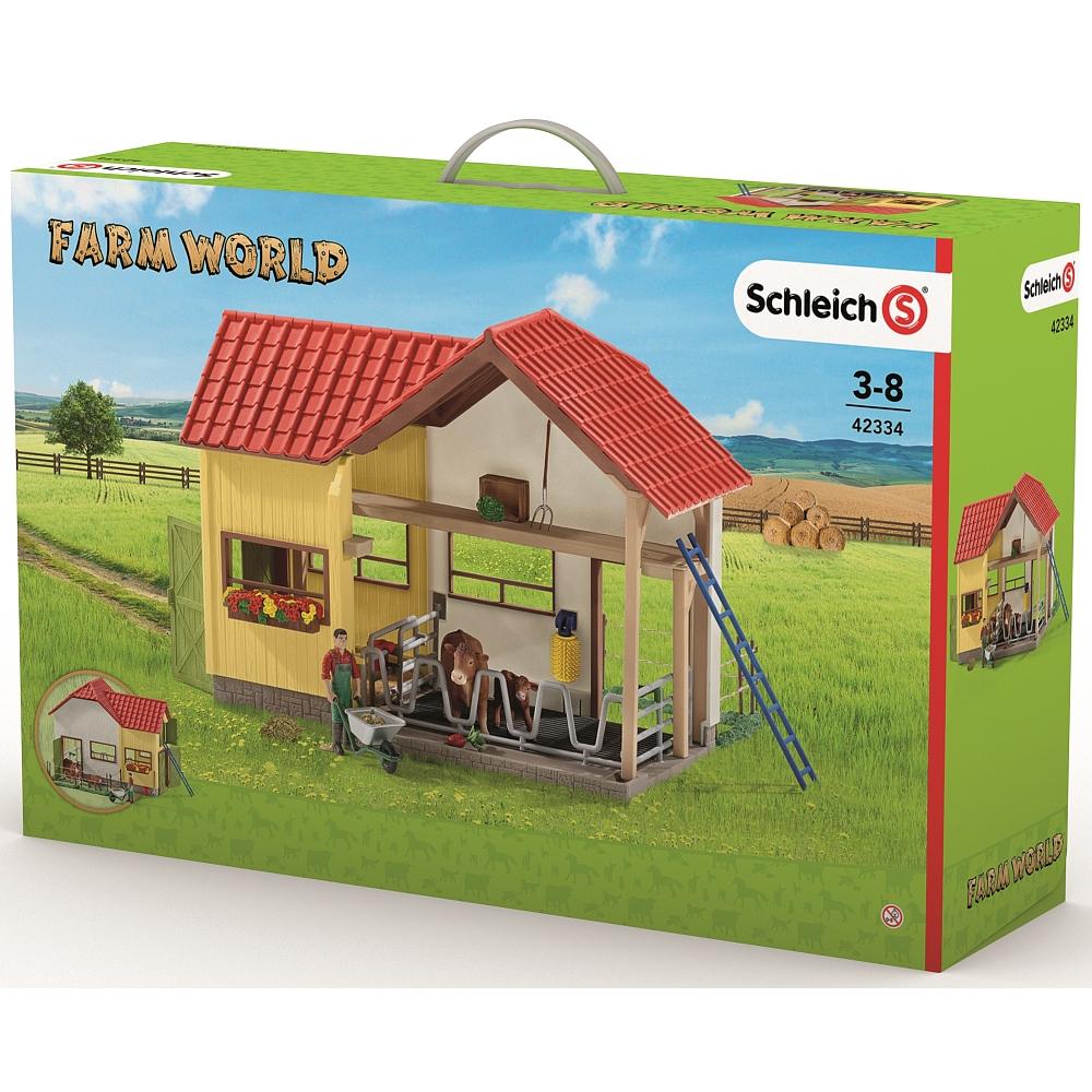 Schleich 42334 Schuur met dieren en accessoires voor €19,98 @ Toys ''R'' Us