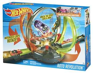 Hot Wheels Roto Revolution Baanset voor €28,99 @ Amazon.de