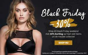 Cyber Monday: 30% korting + met code €5 extra @ Sapph