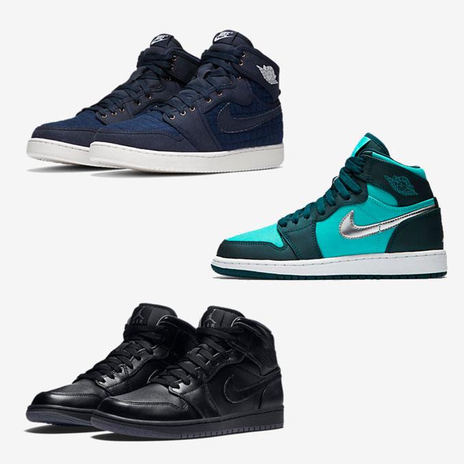 Actie: 40% korting op diverse Jordan Retro sneakers @ Nike