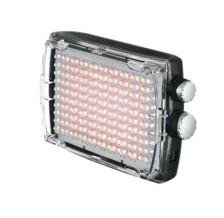 Manfrotto pro led lamp @ Kamera-express