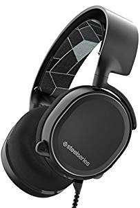 Steelseries arctic 3 7.1 headset xbox/pc/ps4