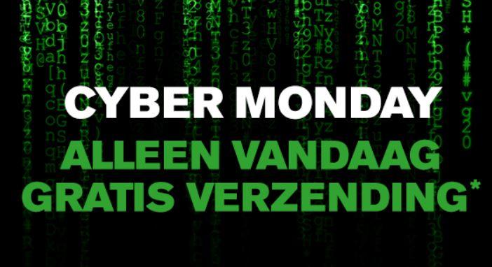Cyber Monday: tot €35 korting p.p. + gratis verzending (va €10) @ Holland & Barrett