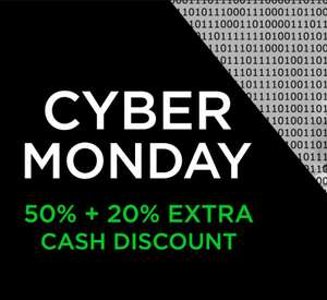 Cyber Monday: alles 50% korting + 20% extra @ Gaastra