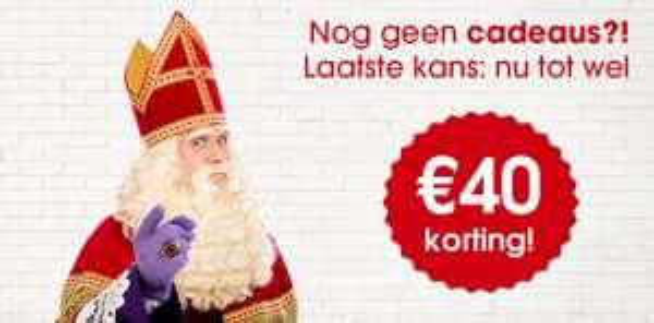 Alleen vandaag tot €40 korting door kortingscodes @ Pinkorblue