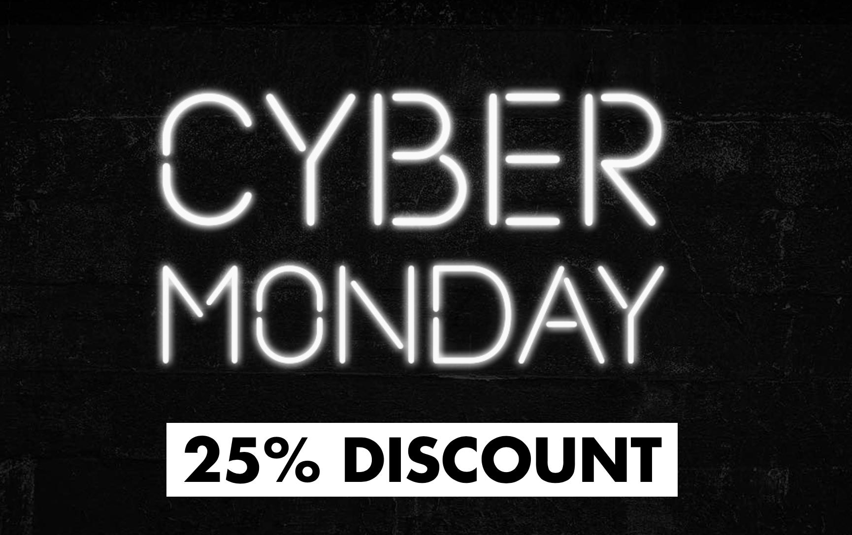 Cyber Monday @Balr 25% korting