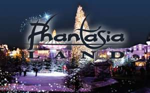 Phantasialand wintertraum dagticket