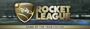 Rocket League Standaard  € 9,95 (PS4) (PSN Store) € 12,49 Rocket League - Game of the Year Edition