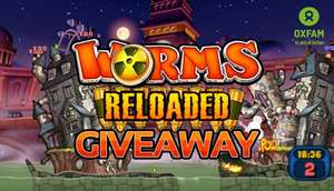 Worms Reloaded gratis @ Gamesessions.com