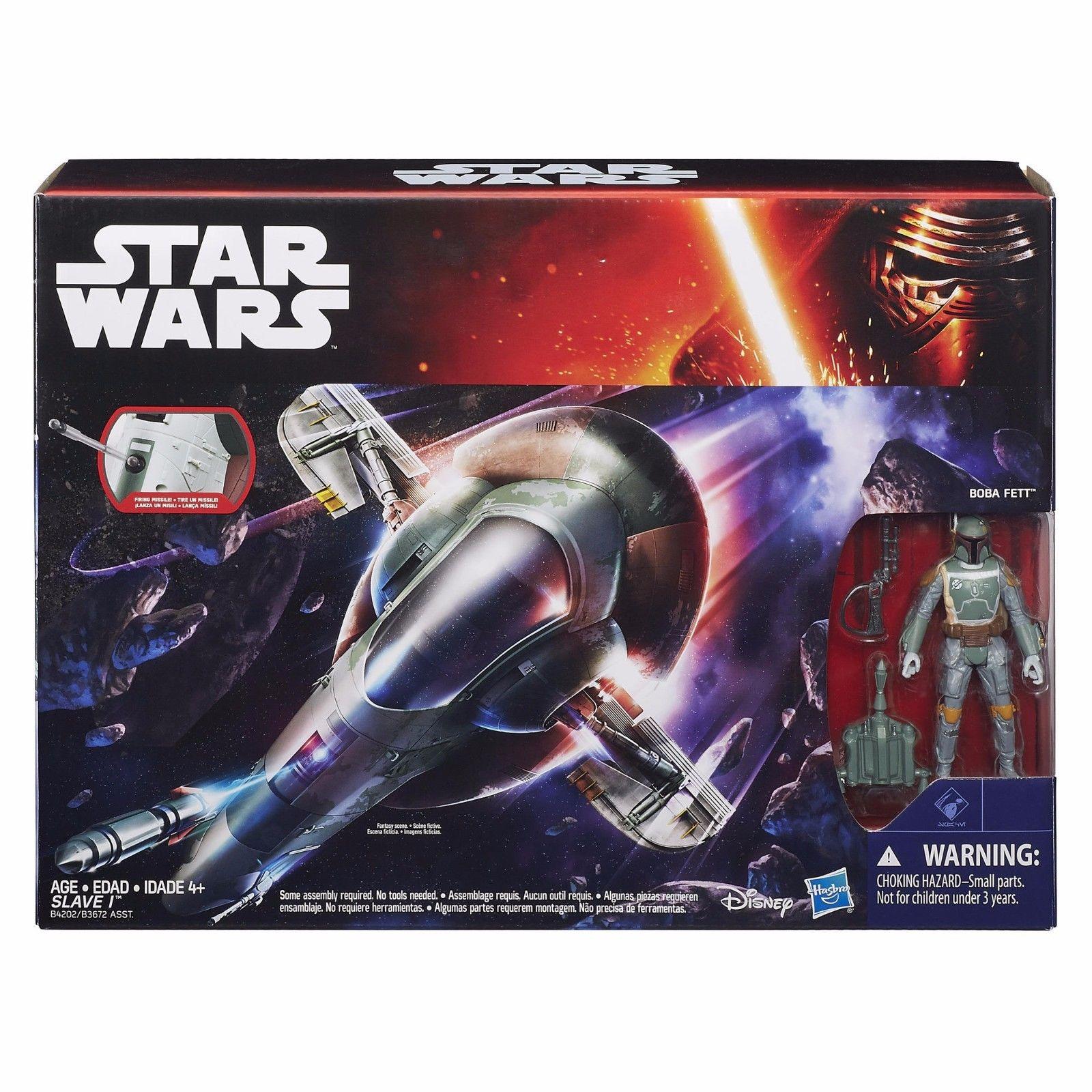 Hasbro Star Wars diverse ruimteschepen + actiefiguur vanaf € 5,79 @ Action
