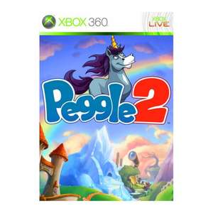 Peggle 2 Xbox One/360 digitale code voor €1,25 @ Game Deal Daily