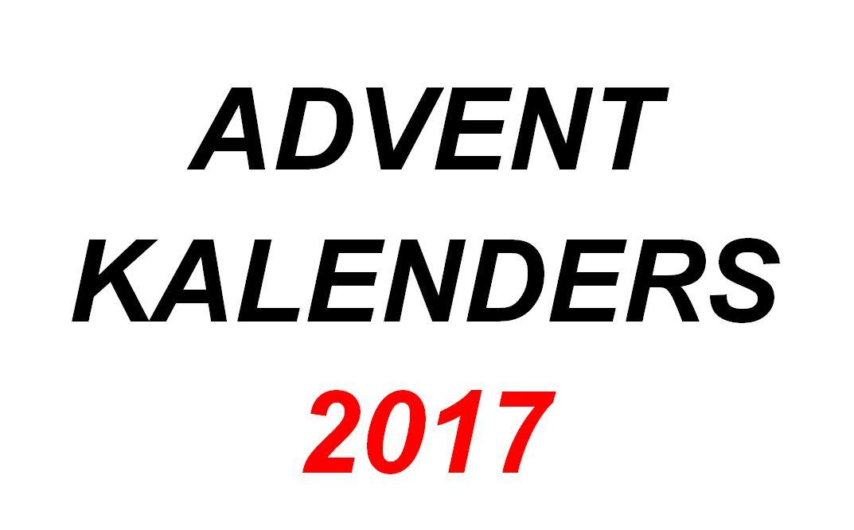 Advent Kalenders 2017